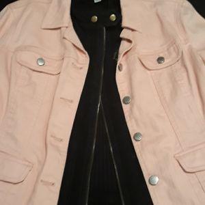2 piece womens winter coat